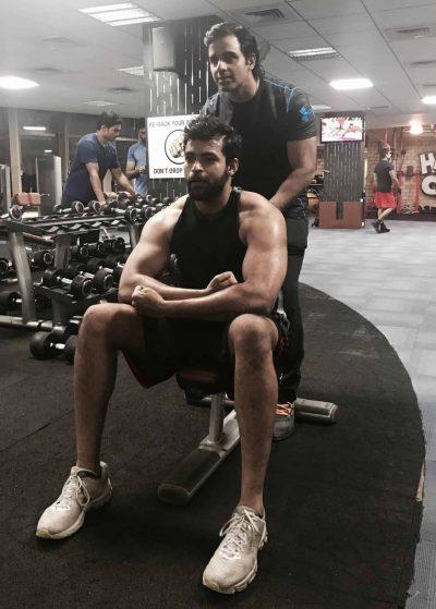 Actor Varun Tej
