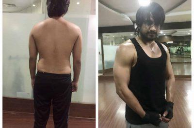 Actor Raj Tarun